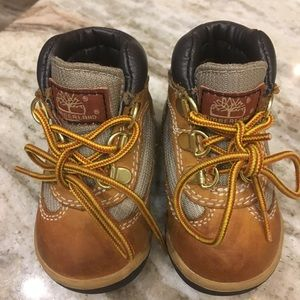 Timberland Field Boot Infant